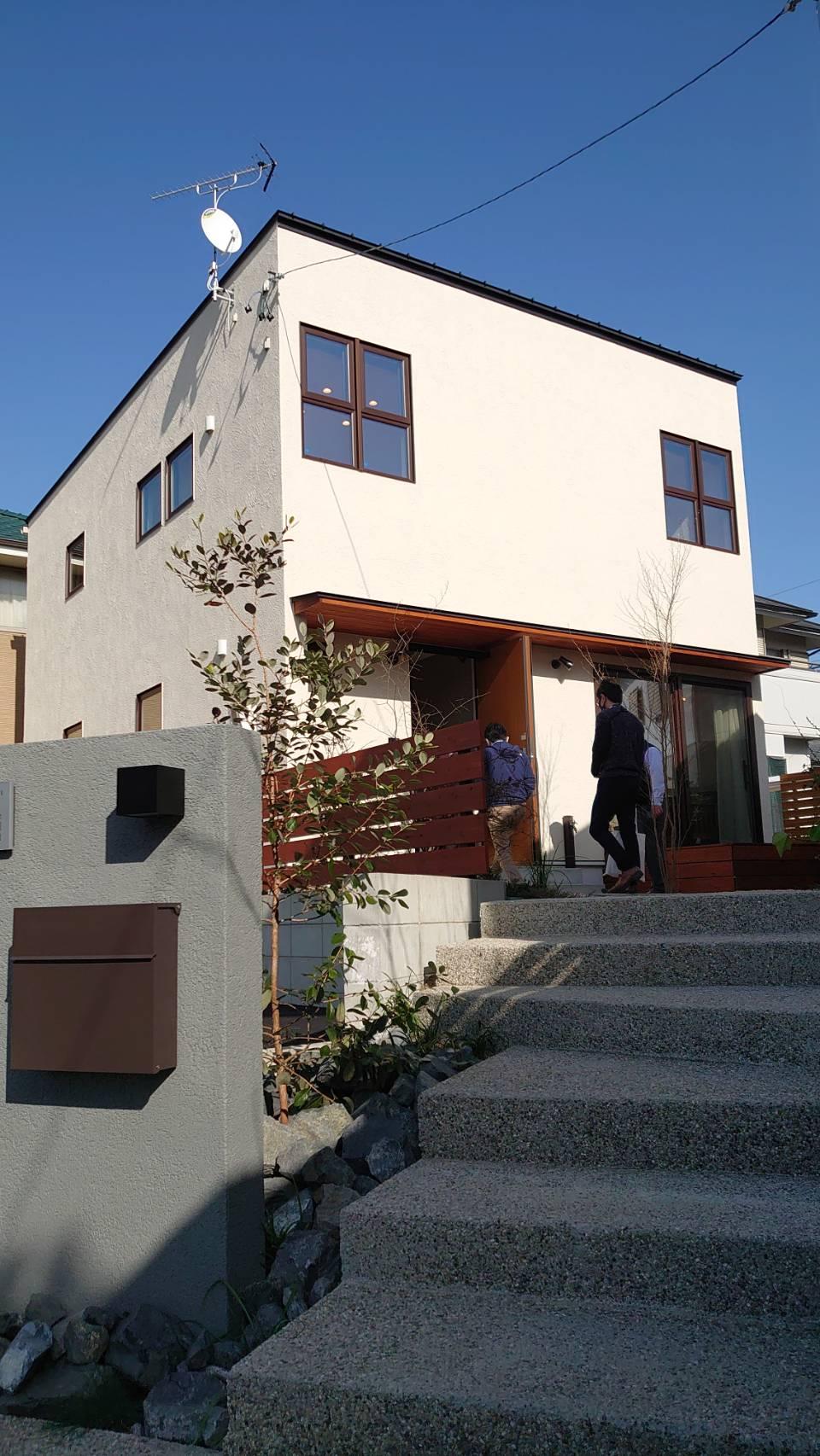 ボタニカルハウス(BOTANICAL HAUS) モデルハウス完成研修