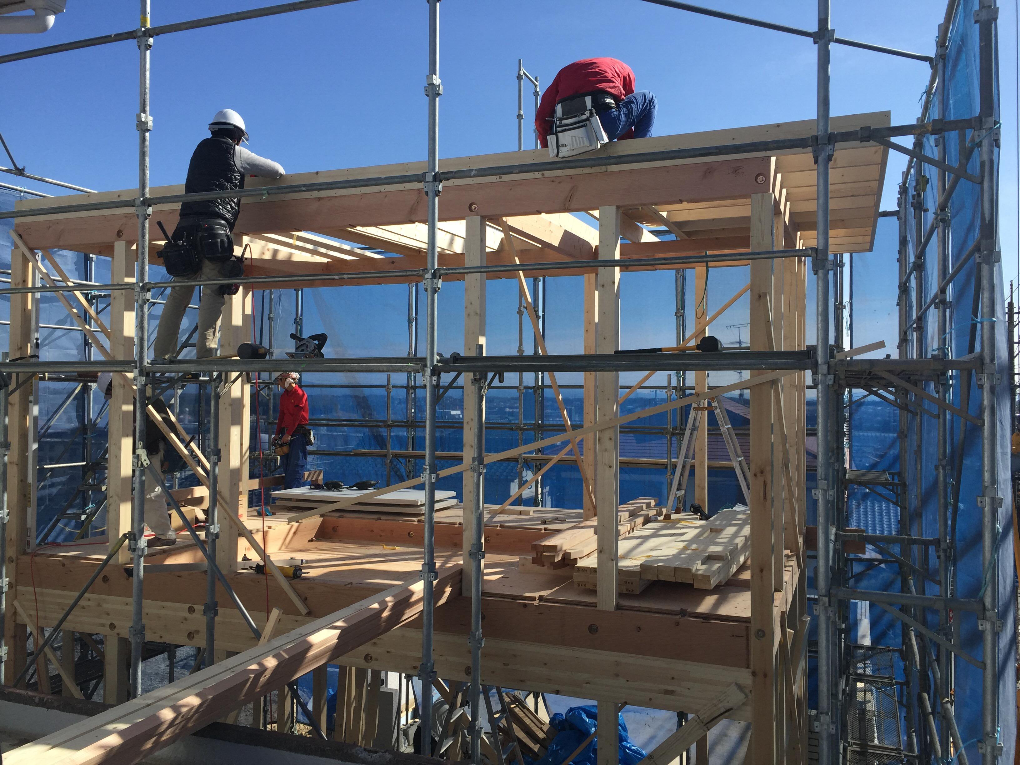 名古屋市緑区増改築工事、戸建リノベーション