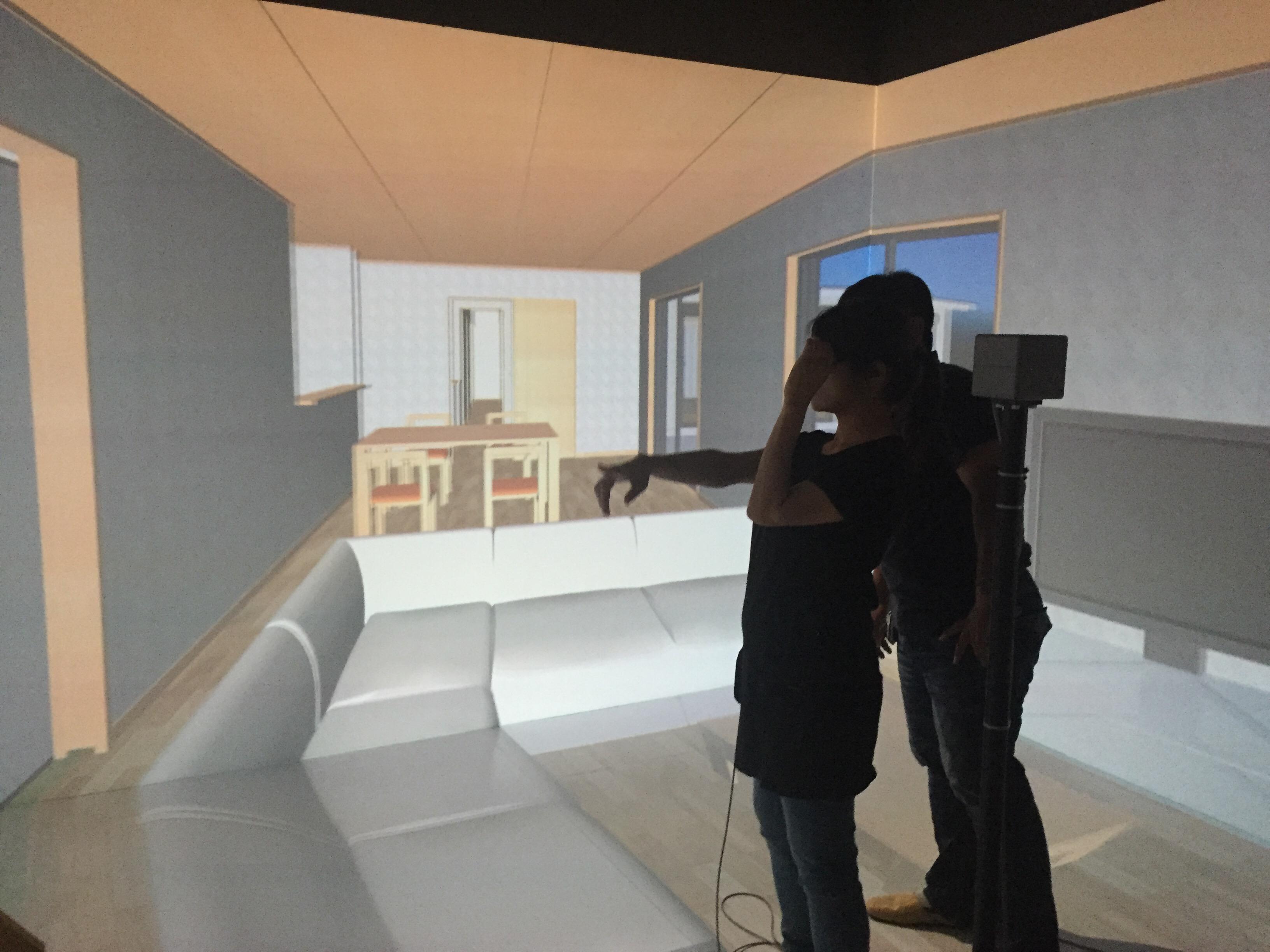計画中の注文住宅をバーチャルショールームで出来上がりを体験しよう。